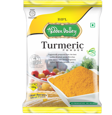 Turmeric Pouch